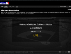 How to bypass MLB.tv Blackouts