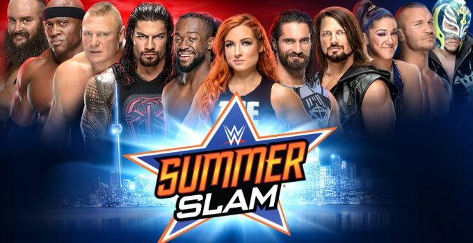 WWE SummerSlam online