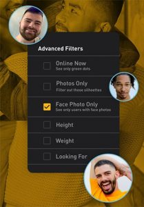 Grindr Screenshot